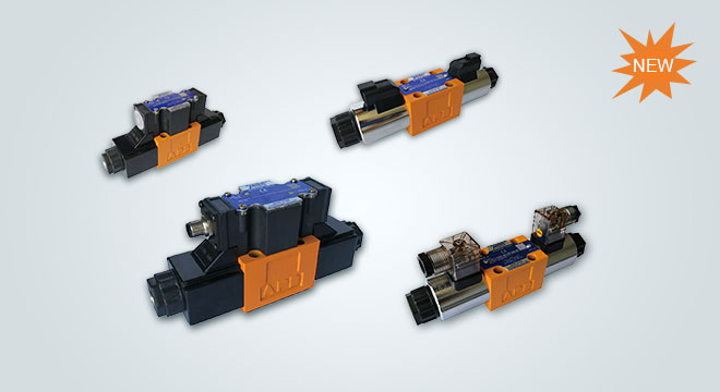 Solenoid Operated Directional Control Valve